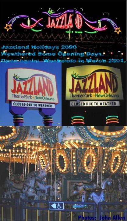 Jazzland Closed